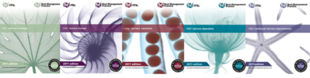 ITIL v3.1 - 2011 edition covers