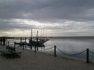 Olhão - at Algarve, Portugal