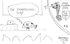 Presenting Storytelling -itSMF Singapore